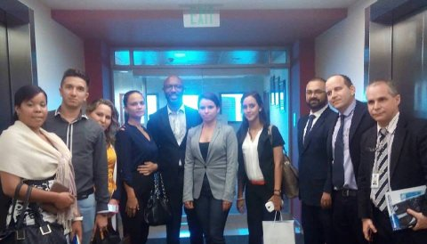 CUBAN DELEGATION EYES TRINIDAD AND TOBAGO FOR BUSINESS OPPORTUNITIES