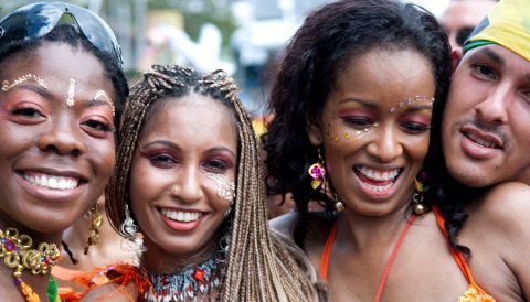Trinidad and Tobago the happiest country in the Caribbean