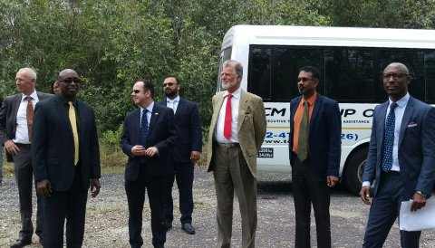 InvesTT Hosts Delegation of the European Union to Trinidad and Tobago at Tamana InTech Park